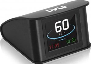 Pyle Universal Vehicle HUD Display Compass