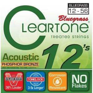 Cleartone Acoustic Bluegrass strings