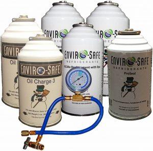 Enviro-Safe R-134a Replacement Full Repair