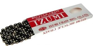 Izumi Jet Black Single Speed Chain