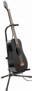 KLOS Black Carbon Fiber Electric Guitar