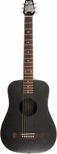 KLOS Black Carbon Fiber Guitar Acoustic