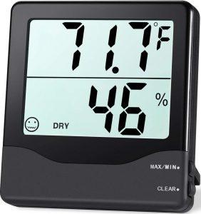 ORIA Digital Hygrometer