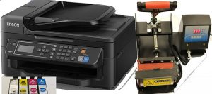PC Universal Sublimation Printer Bundle