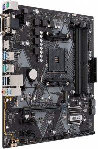 ASUS Prime B450M-ACSM AMD Ryzen 2