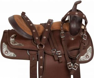 AceRugs Trail Show Horse Saddle
