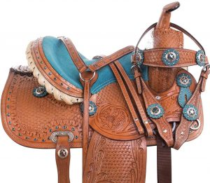 AceRugs Western Pony Horse Bridle breast collar