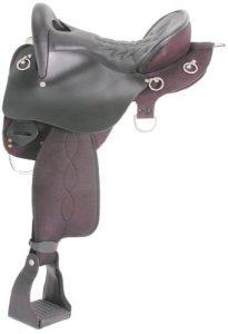 King Trekker Endurance Saddle W O Horn