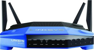 Linksys WRT AC3200 Dual Band Open Source Router