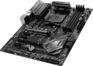MSI Arsenal Gaming AMD Ryzen ATX Motherboard