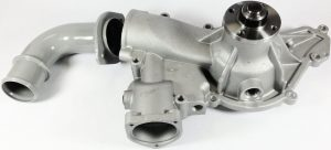OAW F5930 Engine Water Pump for 7.3L Powerstroke