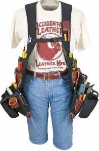 Occidental Leather 2580 SuspendaVest