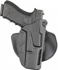 Safariland 7378 ALS Open Top Paddle Holster