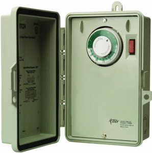 Woods 59401Water Heater Timer