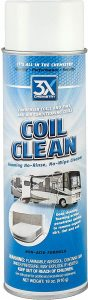 3X Chemistry 46822 Foaming Coil Cleaner