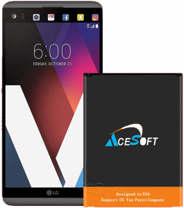 AceSoft Upgraded LG V20 BL-44E1F