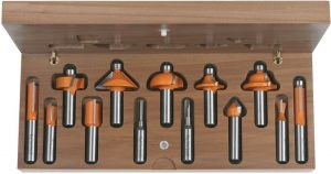 CMT 800.505.11 Router Bit Set