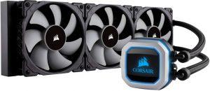 Corsair Hydro Series RGB AIO Liquid CPU Cooler