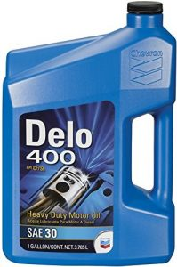 Delo 400 SAE 30 Lawn Mower oil