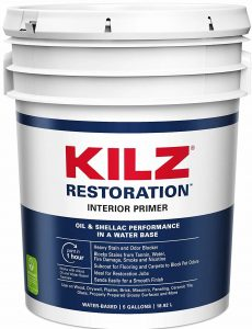 KILZ Maximum Stain and Restoration Interior Primer