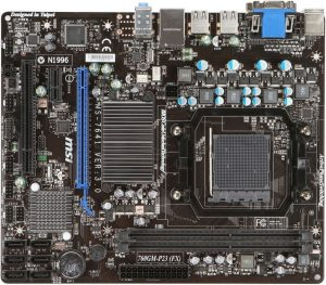 MSI Computer Corp Motherboard for FX 8350