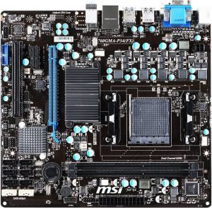 MSI Socket AMD Motherboard for FX 8350