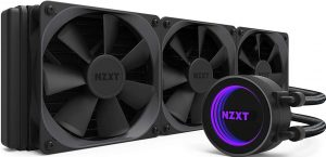 NZXT Kraken X72 RGB CPU Liquid Cooler