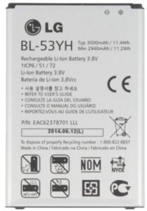 WirelessTent's LG G3 OEM Battery