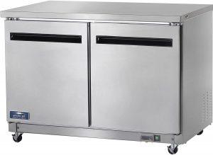 """Arctic Air AUC48R 48"""" Under counter Refrigerator"""