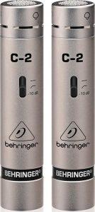 Behringer C 2 Studio Condenser Microphones
