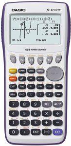 Casio FX-9750GII Calculator for calculus