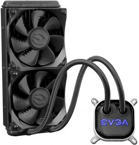 EVGA CLC CPU Cooler for i7 8700K