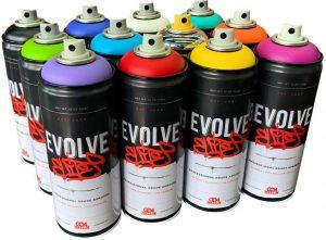 EvolveElite MTN Spray Paint
