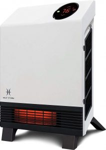 Heat Storm Wave Floor Heater for 500 Square feet
