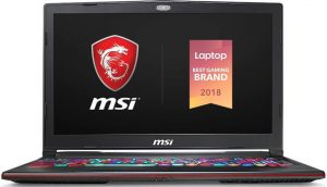MSI GL63 Laptop for Church Media