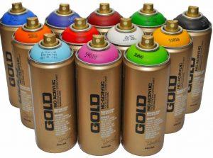 Montana Gold Premium Spray Paint