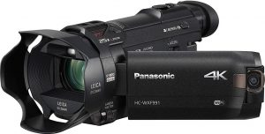 Panasonic 4K camera for Church use