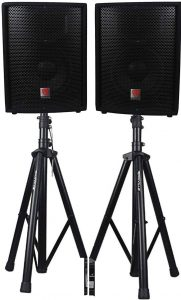 Rockville RPG2X10 PA Speakers