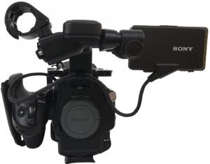 Sony PXW FS5 XDCAM Camcorder