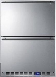 Summit FF642D Drawer Refrigerator