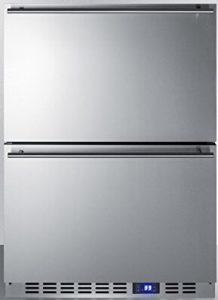Summit SPR6270S2D Refrigerator