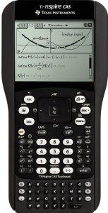 TI-Nspire CAS Calculator for calculus