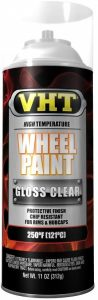 VHT SP 184 Clear Coat Wheel Paint