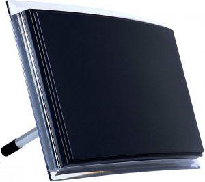 GE Black Indoor TV Antenna