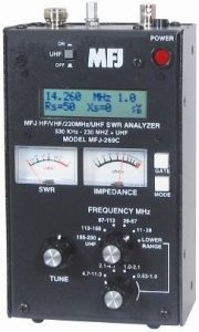 MFJ -269C SWR Antenna Analyzer
