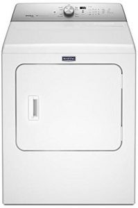 Maytag 7.0Cu Ft gas dryer with steam