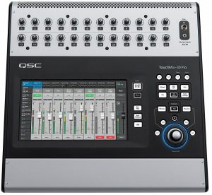 QSC TouchMix -30 Compact Mixer