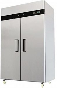 WP Refrigerant Fridges Double Door