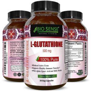 BioSense Max Potency Glutathione