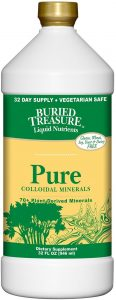 Buried Treasure Pure Colloidal Minerals